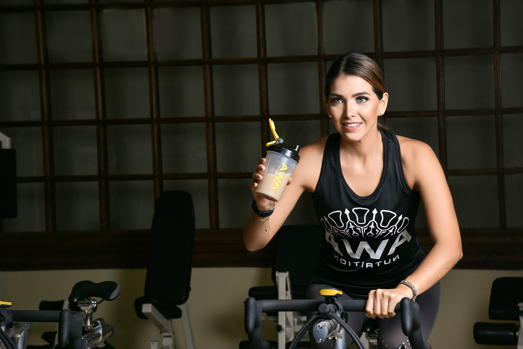 Carolina Báez, ejercicio da longevidad